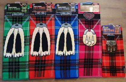 InstaKilt Kilt-Handtuch alle Farbvarianten