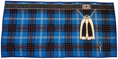 Handtuch schottischer Kilt InstaKilt