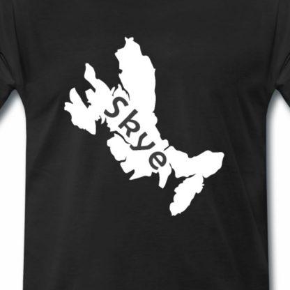 Isle of Skye Karte