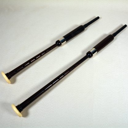 Wallace Bagpipes Practice Chanter aus African Blackwood