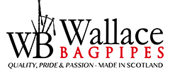 Logo Wallace Bagpipes