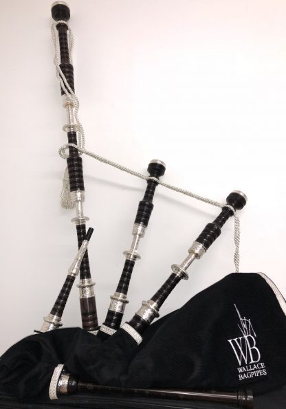 Wallace Bagpipes Executive 4 Dudelsack