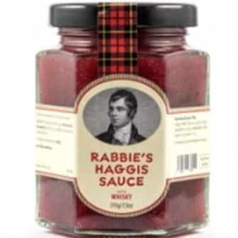 Rabbie's Whisky Sauce