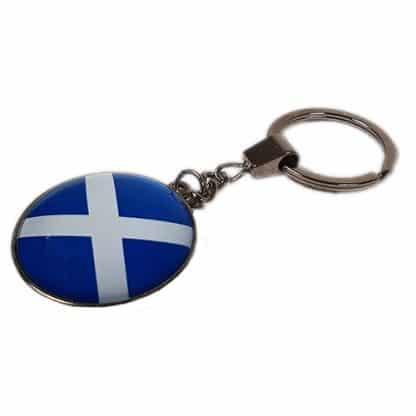 Schlüsselanhänger Flagge Schottland