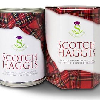 Klassischer schottischer Haggis