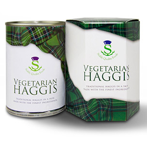 Vegetarischer Haggis