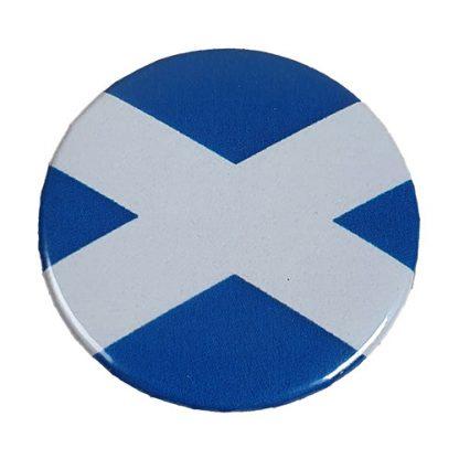 Button Magnet St Andrews Cross