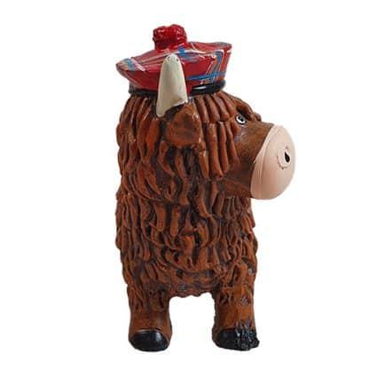 Figur Highland Cow