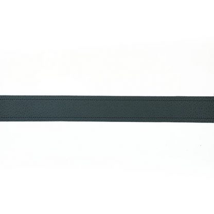 Kilt Gürtel schwarz ohne Muster